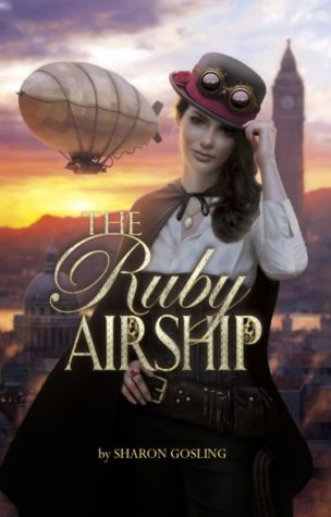 ARC Book Review – The Ruby Airship