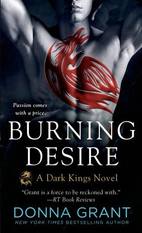 ARC Review – Burning Desire