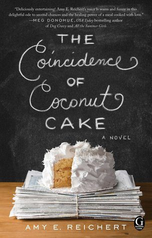 Book Review – The Coincidence of Coconut Cake