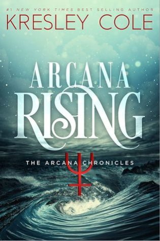 Book Review – Arcana Rising