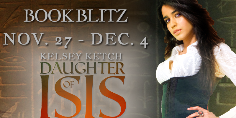 Daughter of Isis-blitz banner