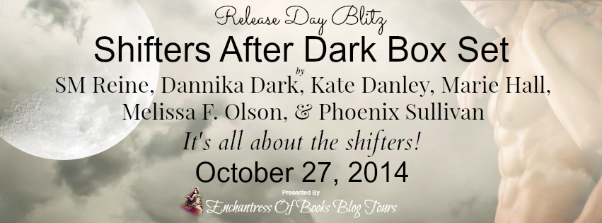 Shifters After Dark Box Set Release Day Blitz Banner