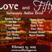 Love and Fifty Author Event & Fifty Shades of Grey Movie Mini-Review