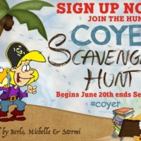 #COYER Scavenger Hunt Challenge : Sign-up Post