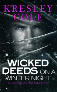 Year of Kresley Cole – Wicked Deeds on a Winter's Night