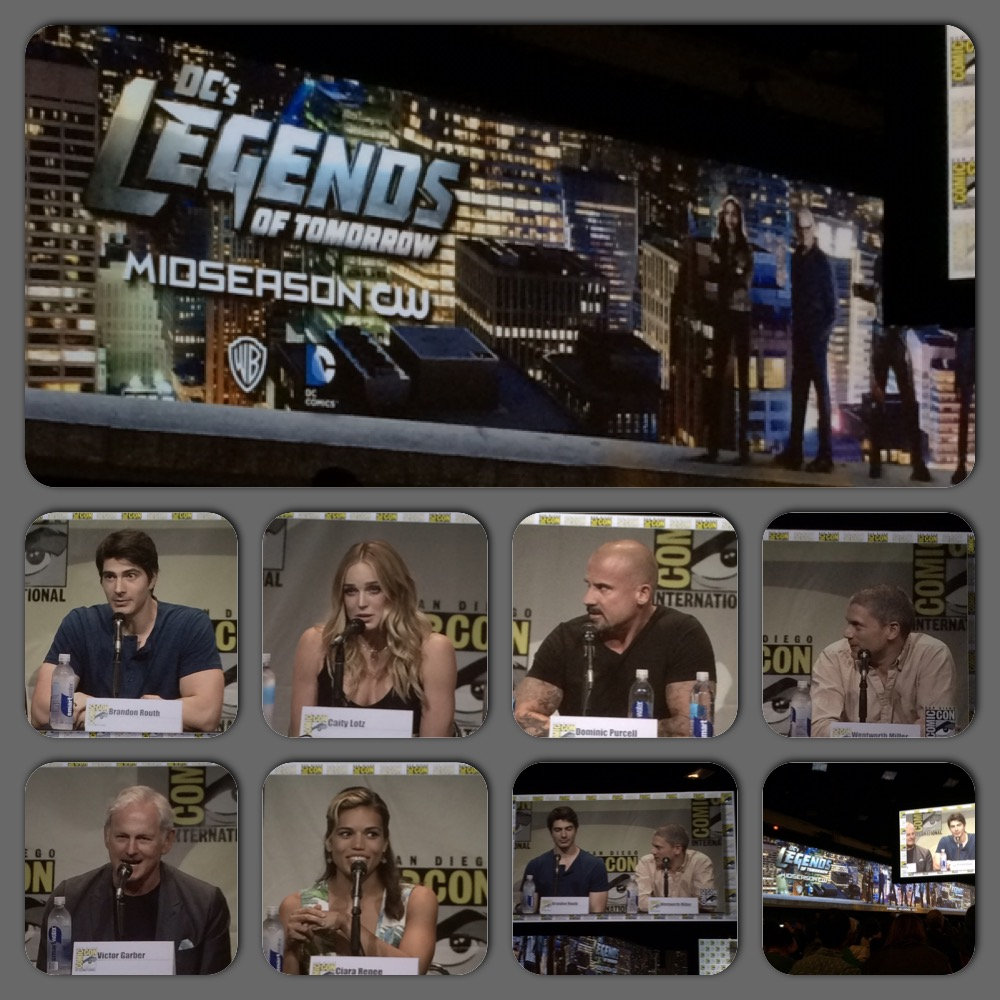 Legends of Tomorrow 2015