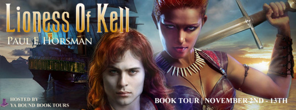 LIONESS OF KELL TOUR BANNER