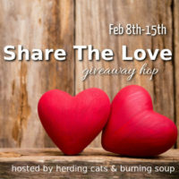 Share the Love Giveaway Blog Hop