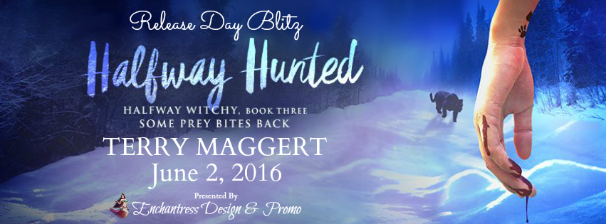 Halfway Hunted Release Day Blitz Banner