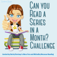 Can You Read a Series in a Month? Challenge Sign-Up