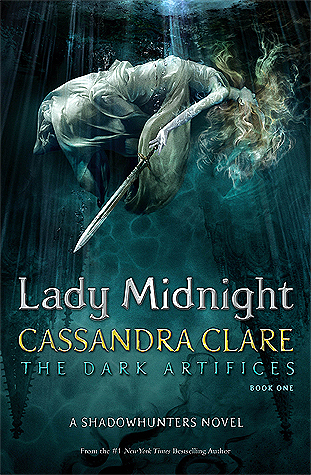 Mini Audiobook Review – Lady Midnight