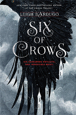 Audiobook Review – Six of Crows