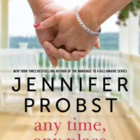 Book Review – Any Time, Any Place
