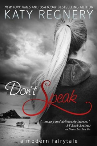 Don't Speak Blog Tour – Book Review