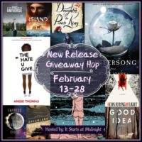 February New Release Giveaway Hop