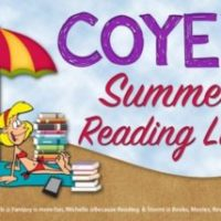 #COYER Summer Reading List – Sign Up Post