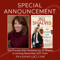 Special Jill Shalvis Announcement!