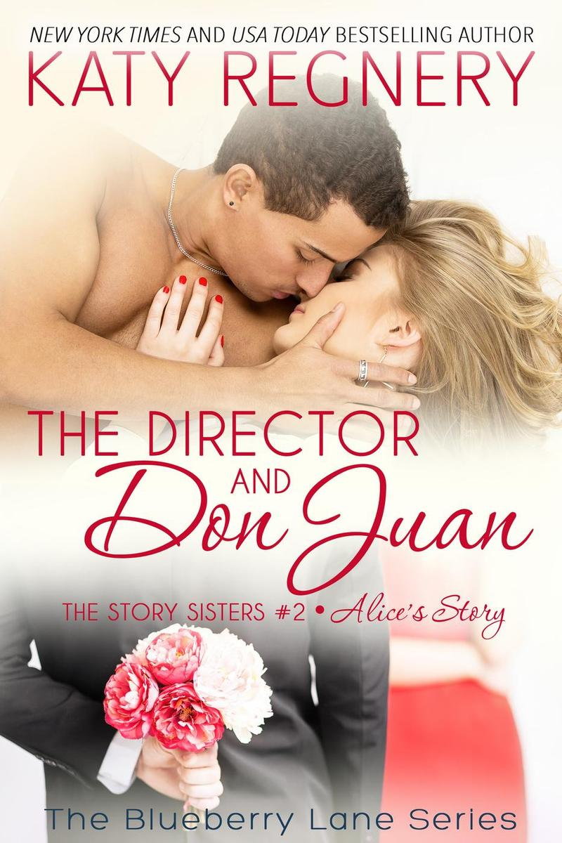 The Director and Don Juan by Katy Regnery