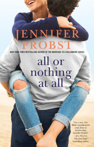 All or Nothing at All Blog Tour – Review