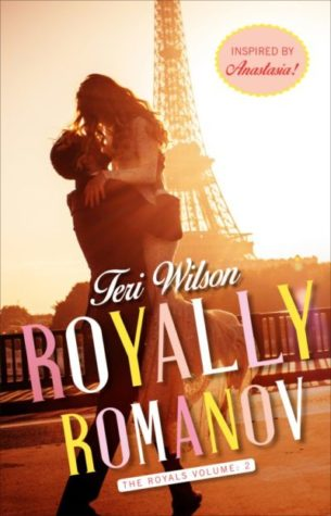 Book Review – Royally Romanov