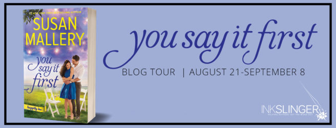 You Say It First Blog Tour - Review & Giveaway