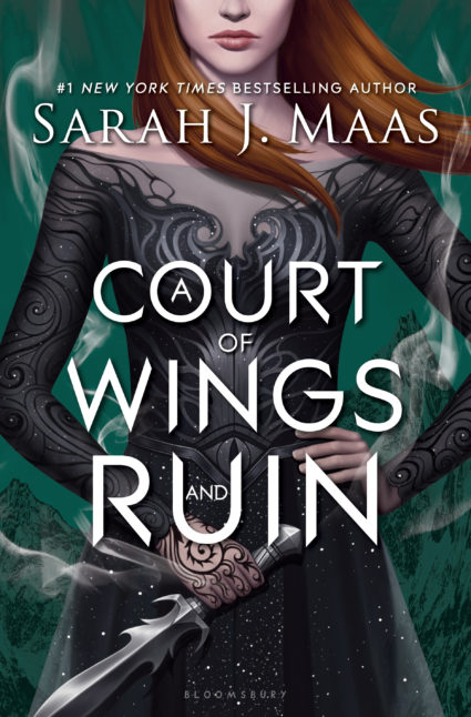 A Court of Wings and Ruin by Sarah J Maas