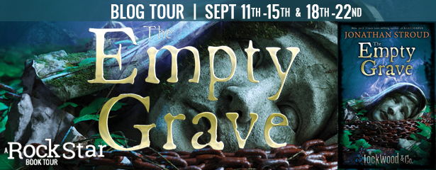The Empty Grave Blog Tour - Review & Giveaway