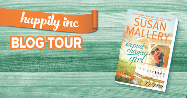 Second Chance Girl Blog Tour - Review
