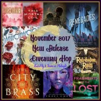 November 2017 New Release Giveaway Hop