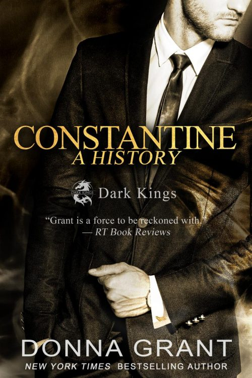 Constantine: A History by Donna Grant