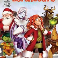 Mini Review – Northstars Vol 1: Welcome to Snowville