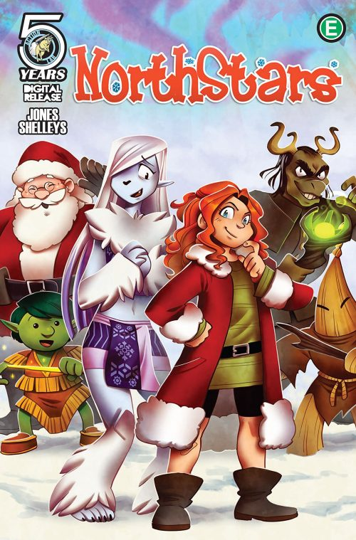 Northstars Vol 1: Welcome to Snowville by Jim Shelley, Haigen Shelley