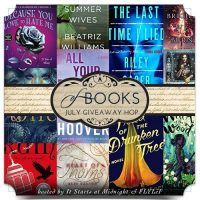 July of Books Giveaway Hop