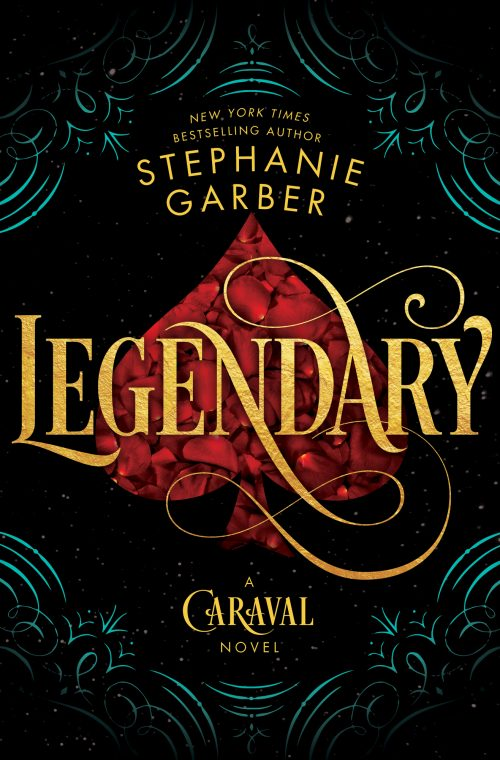 Legendary by Stephanie Garber