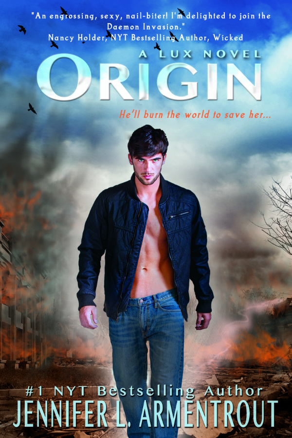 Origin by Jennifer L Armentrout