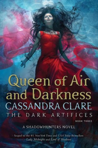 Audiobook Review – Queen of Air and Darkness