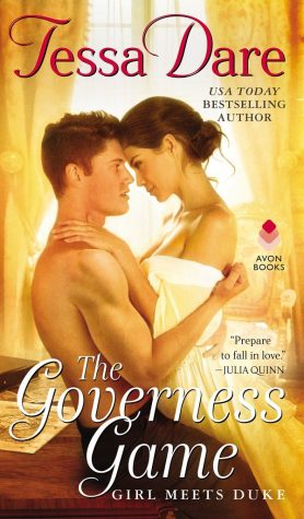 Book Review – The Governess Game